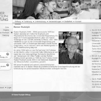 Rainer-Rudolph-Stiftung